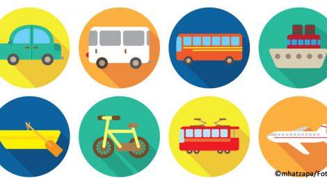 trasporti icone